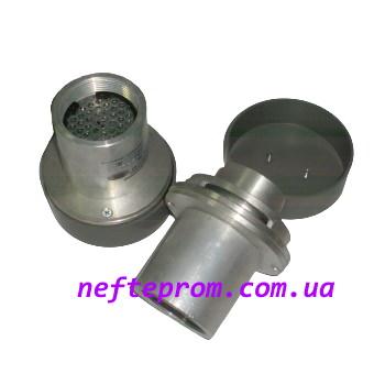 Клапан дыхательный СМДК-50 муфтовый